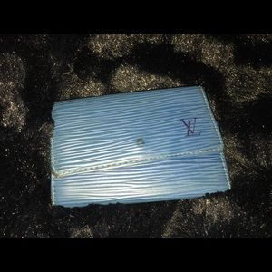 Louis Vuitton key case Authentic